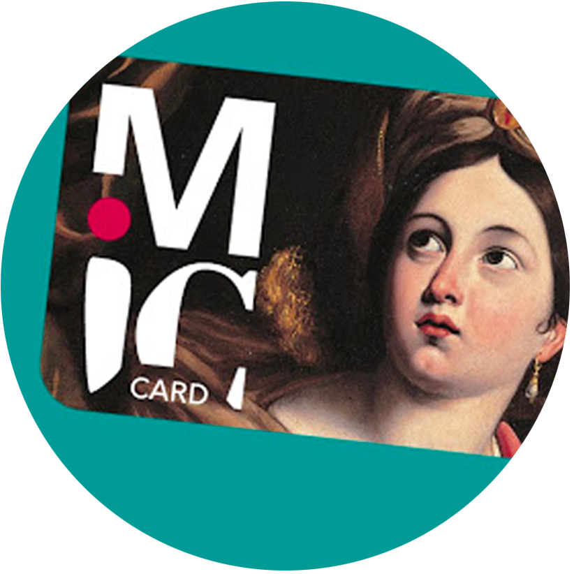 mic card musei in comune