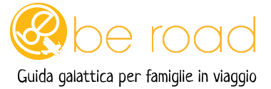 logo be road